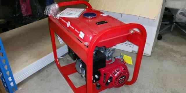 Бензиновый генератор вепрь