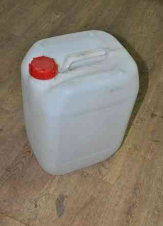 Канистра пластиковая 20 л бу