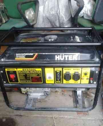 Генератор huter DY6500L