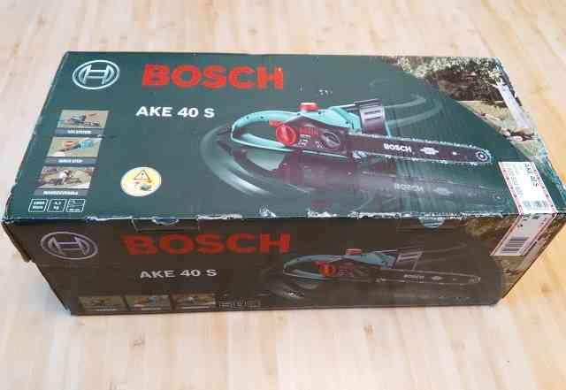 Пила цепная Bosch AKE 40 S электро