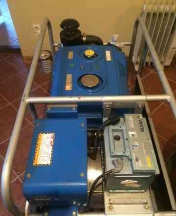 Дизельный генератор ямаха EDK 10000 TE 10квт