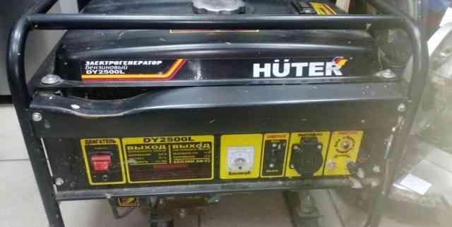Генератор huter DY2500l