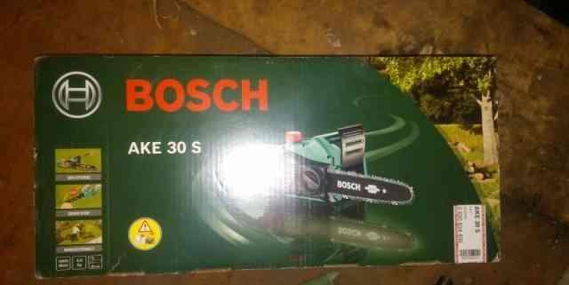Бензопила Bosch AKE 30 S