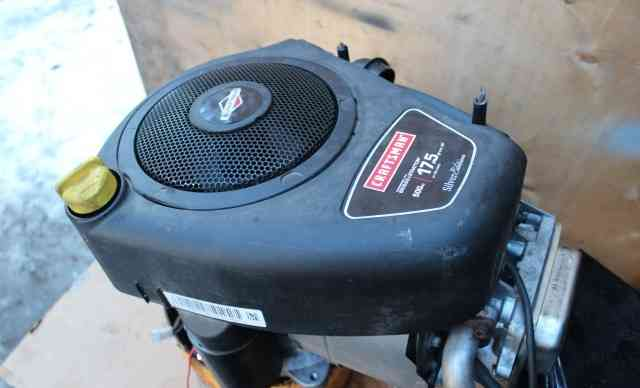 Двигатель для мини трактора 17.5 л. с