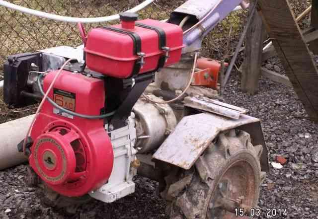 Мотоблок мб-90 с навесным оборудованием