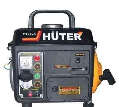 Генератор. huter HT950A