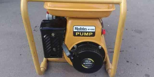 Мотопомпа Robin PGT 310