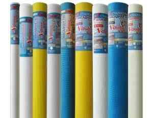 Сетка стеклотканевая 5мм х 5мм 145 г/м кв. 1х50м Х