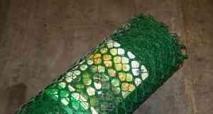 Декоративный забор 1.6 20м (Зеленый)