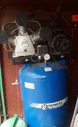 Remeza компрессор вертикальный сб4/Ф-270. LB75 В
