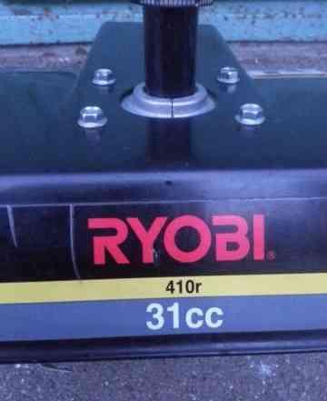 Культиватор ryobi 410