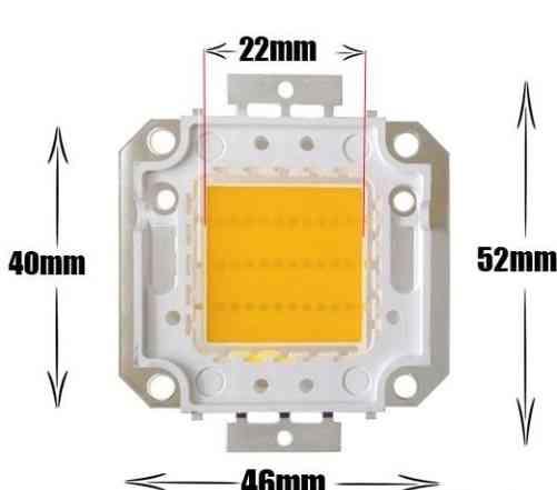 Матрицы для светодиодных прожекторов