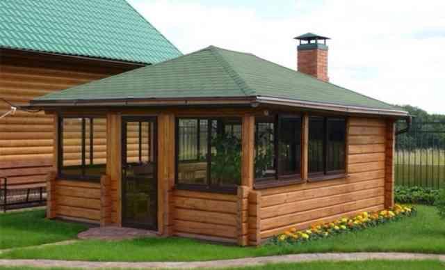 Окна и шторы из пвх для беседок и террас