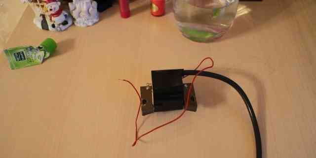Система зажигания для мотоблока мб-1 и аналогов
