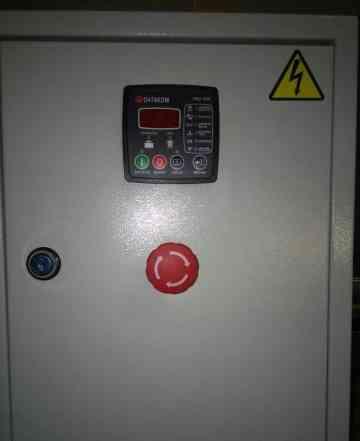 Авр с контроллером для генератора 32А