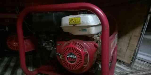 Генератор бенз вепрь абп-4.2квт хонда