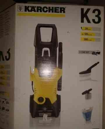 Мойка Karcher K3