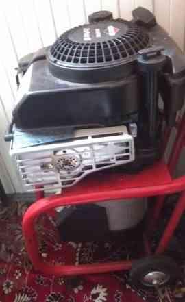 Бензиновый генератор Вепрь 2.2 квт б/у