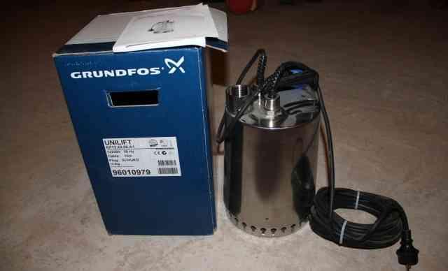 Погружной насос Grundfos Unilift AP 12.40.06. A1