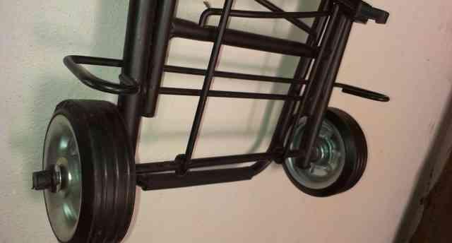 Тележка бытовая на колесиках новая
