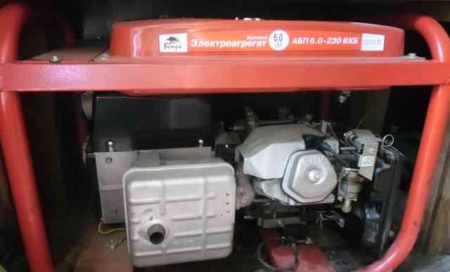 Бензиновый генератор вепрь абп 6-230 вxб