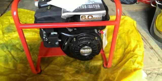 Новый двигатель(Субару) под навесное оборудование