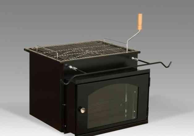Гриль-барбекю (дровяной) LappiGrill BOX