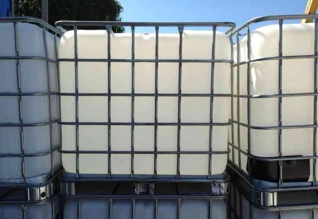 Еврокуб (емкость на 1000 л.) мытый и пропаренный