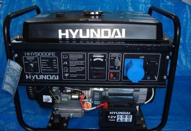 Продаётся Бензиновый Генератор HHY 9000 FE