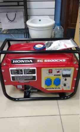 Бензиновый генератор хонда EG 5500 CXS