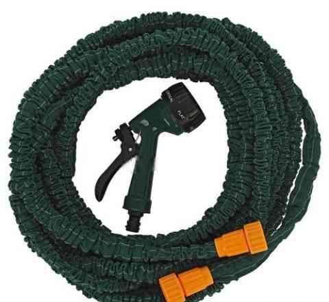 "Шланг с лейкой ""pocket hose ultra"" 22 метра"