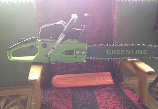 Бензо пила Greenline Gl5216