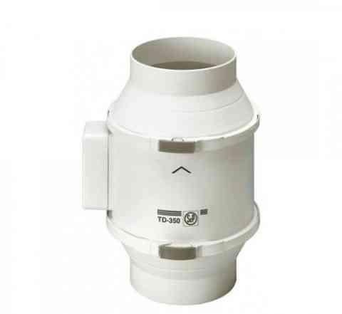 Вентилятор канальный Soler Palau TD 350/125