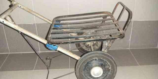 Тележка двухколесная универсальная 100 -120 кг