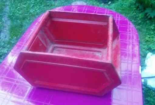 Металлические ящики