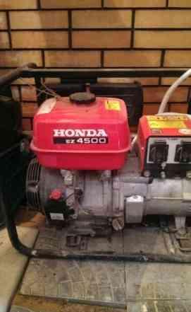 Бензиновый генератор Хонда Ez 4500