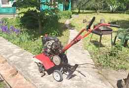 Садовый ручной трактор (мото блок)