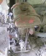 Мотопомпа пожарная мп 800