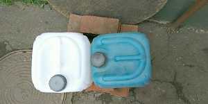 Пластиковая канистра 20л