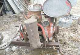 Бензопомпа двигатель уд-2