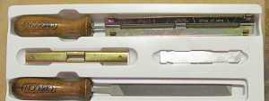 Заточной набор для пильных цепей oregon D-4.0мм