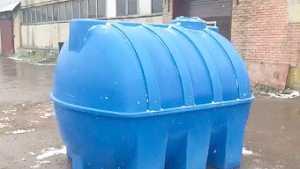 Емкость для воды 5000 л