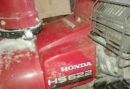 Снегоуборочная машина Хонда hs622
