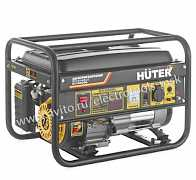 Продам бензогенератор Huter DY4000LY б/у