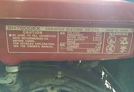 Бензиновый генератор Хонда