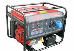 Генератор бензиновый AL-KO 6500
