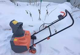 Снегоочиститель snow Фокс sf6601-10 снегоуборщик