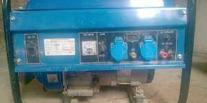 Бензогенератор 1,2 кВт