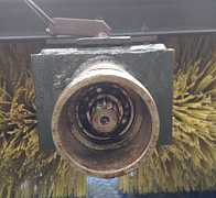 Щетка для мотоблока или минитрактора