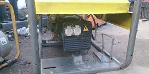 Sdmo DX4000 E, дизельгенератор б/у, торг